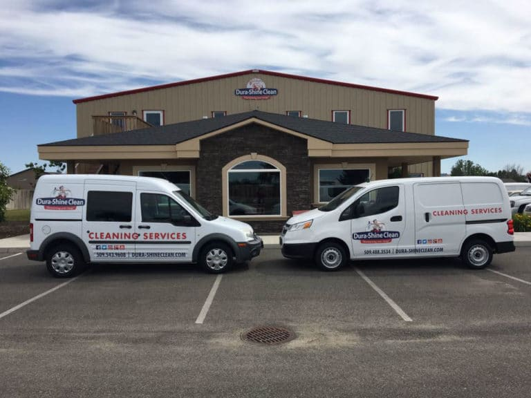 Dura-shine clean 24 years of service