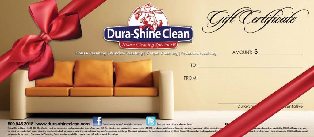 dura shine gift of clean