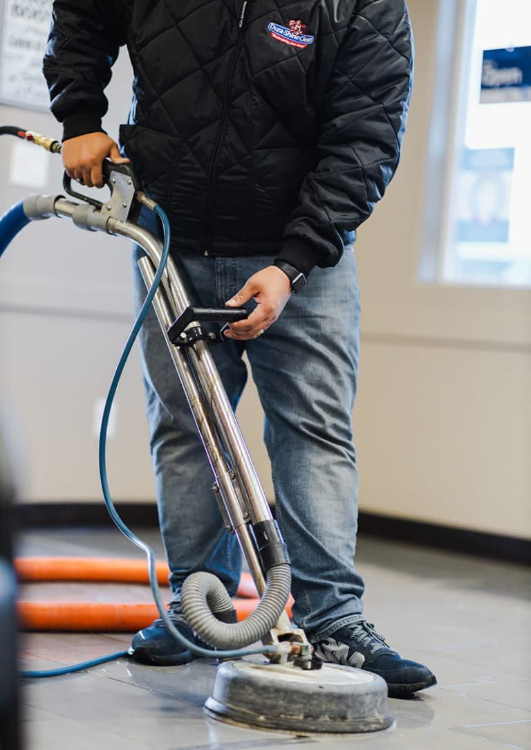 hard-floor surface maintenance cleaning experts